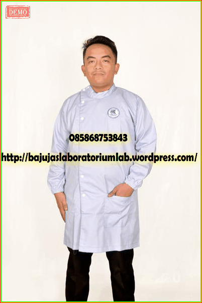 jas-lab-model-howei-lengan-panjang-karet-putih