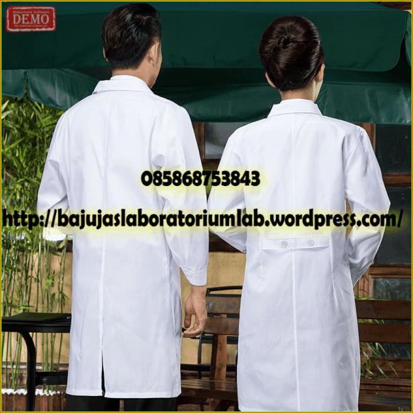 lengan-panjang-wanita-pria-mantel-putih-medis-pelayanan-medis-pakaian-perawat-seragam-putih-jas-lab-pakaian