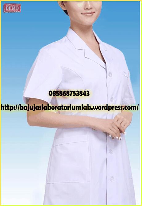 pengiriman-gratis-pria-dan-wanita-sekolah-lengan-pendek-jas-lab-percobaan-dan-praktek-perawat-putih-lengan