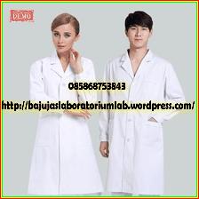 pria-wanita-medis-putih-jubah-gaun-medis-rumah-sakit-pendek-lengan-panjang-jas-lab-putih-seragam-jpg_220x220